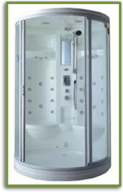 Modular Shower Steam Enclosures