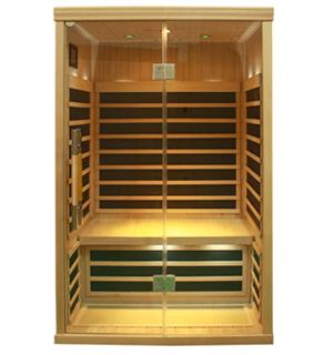 S820 Alpine Sauna Saunas Steam Rooms Infrared Saunas