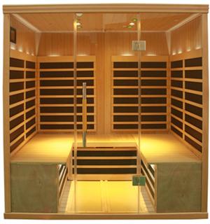S840 Alpine Sauna Saunas Steam Rooms Infrared Saunas