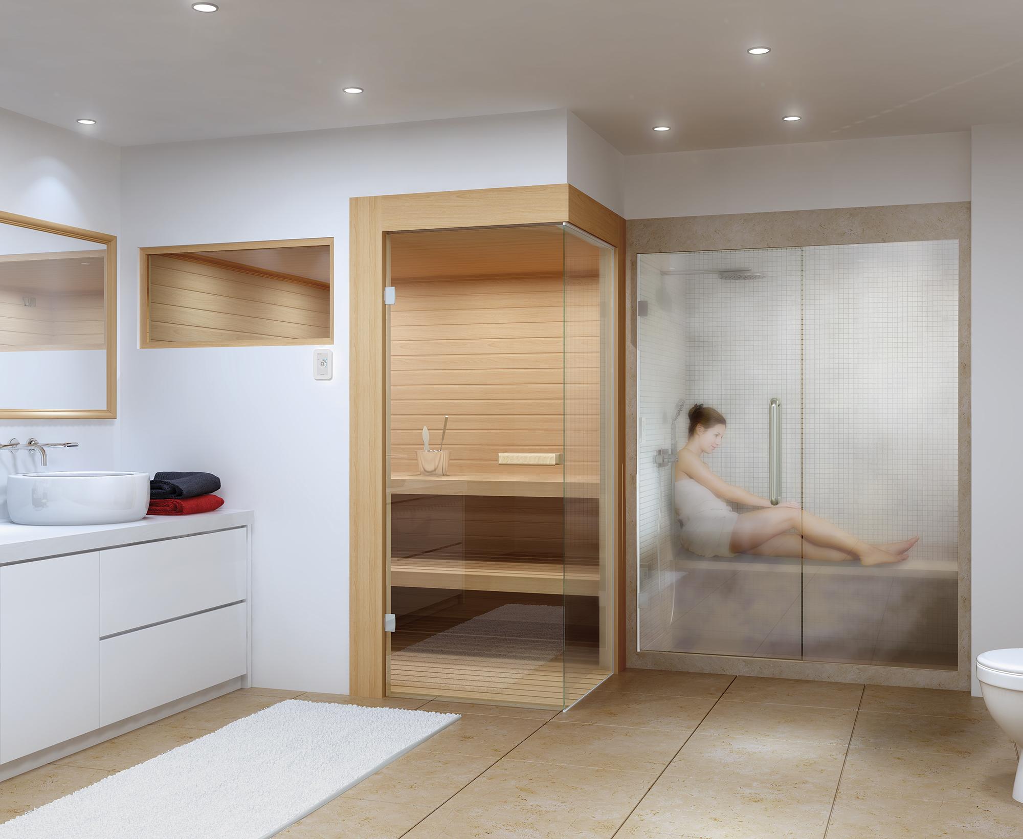 Alpine Sauna Saunas Steam Rooms Infrared Saunas Spa